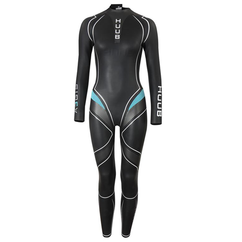 HUUB - Womens AEGIS 3 Wetsuit - Sharks Swim Shop