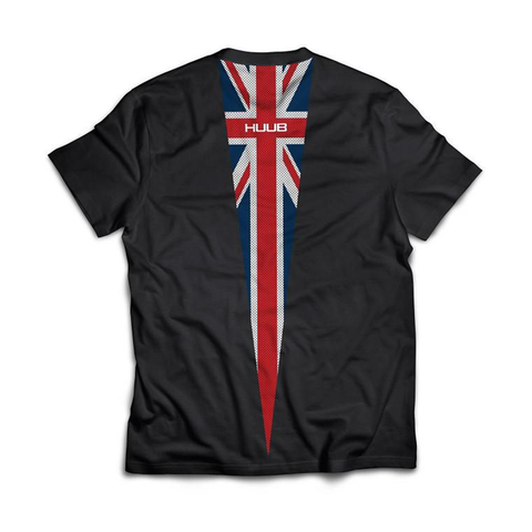 HUUB - Great Britain T-Shirt - Sharks Swim Shop