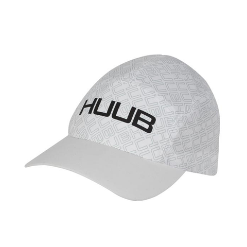 HUUB - Triathlon Race Cap White