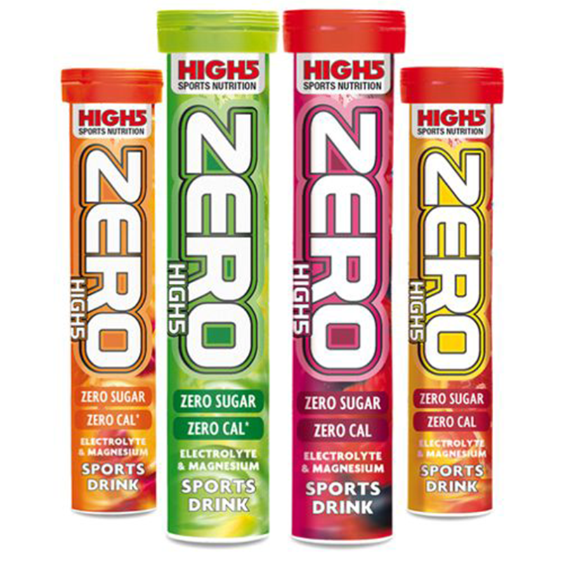 High 5 - ZERO Electrolyte Sports Drink