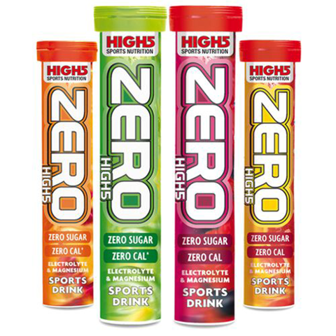 High 5 - ZERO Electrolyte Sports Drink - Sharks Swim Shop