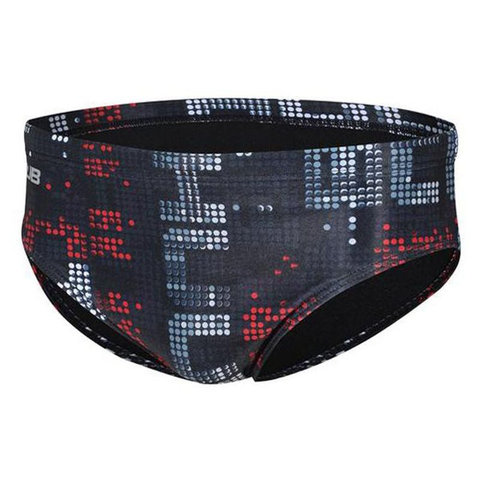 HUUB Mens Briefs Clubland Red/Black