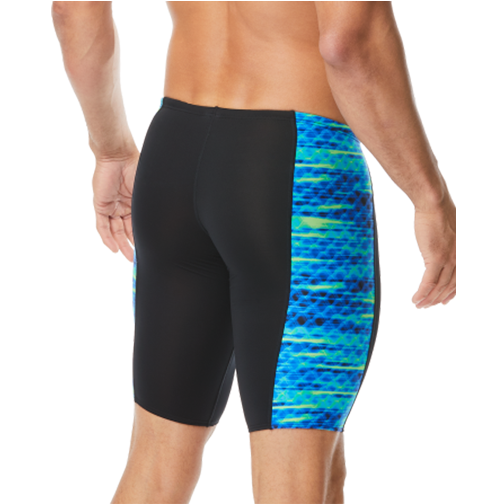 TYR - Mens Jammer Castaway Hero Green/Blue