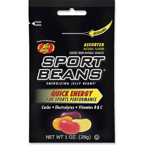Jelly Belly - Sport Beans Assorted Caddy 28g - Sharks Swim Shop
