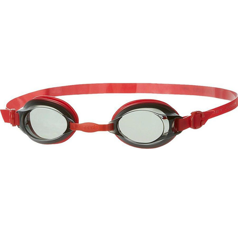 Speedo - Jet Junior Goggle Red/Black