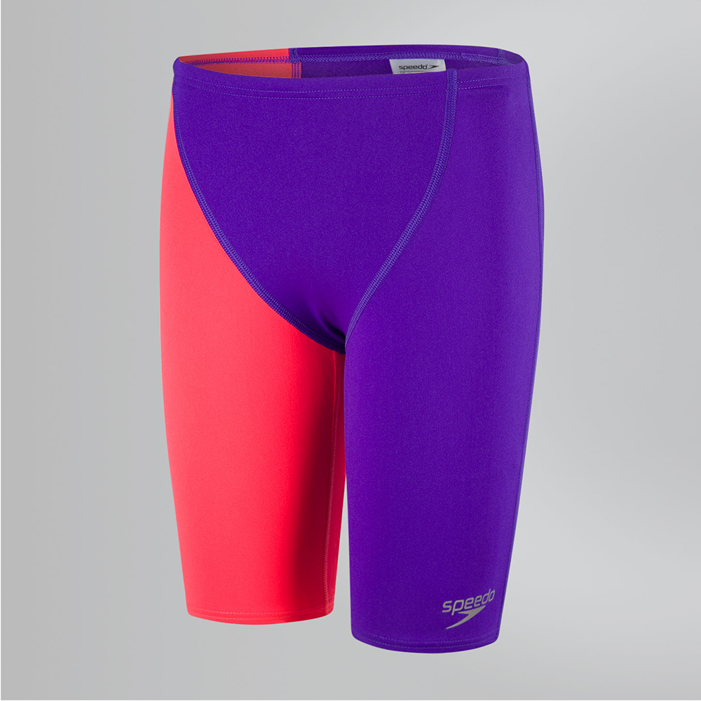 Speedo - Boys Jammer Junior Fastskin Endurance+ Purple Orange