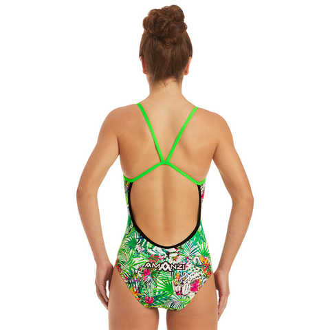 Amanzi - Womens Jungle Fever One Piece