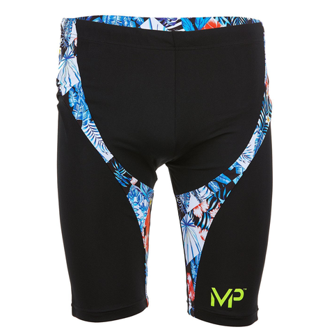 Michael Phelps - Flower Jammer Multicolour Black