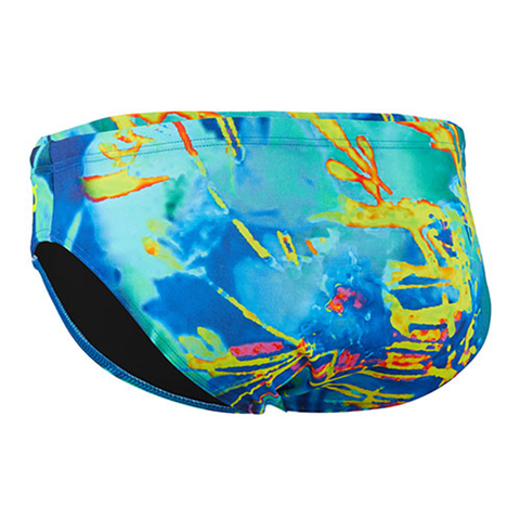 Michael Phelps - Mens Fusion Slip 6.5cm Multicolour