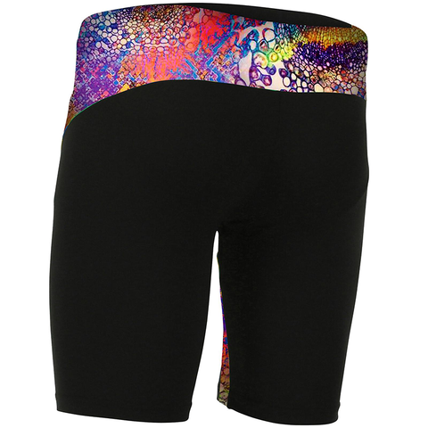 Michael Phelps - Kiraly Jammer Multicolour Black - Sharks Swim Shop