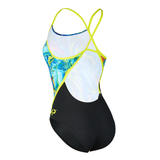 Michael Phelps - Womens Oasis Racer Back L Multicolour Black