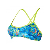 Michael Phelps - Womens Oasis 2 Piece (Top) Multicolor Black