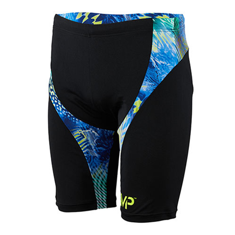 Michael Phelps - Mens & Boys Vital Jammer Multicolour Black