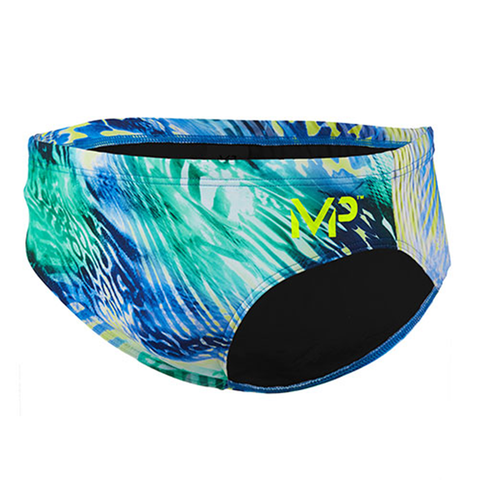 Michael Phelps - Mens Vital Slip 6.5cm Multicolour