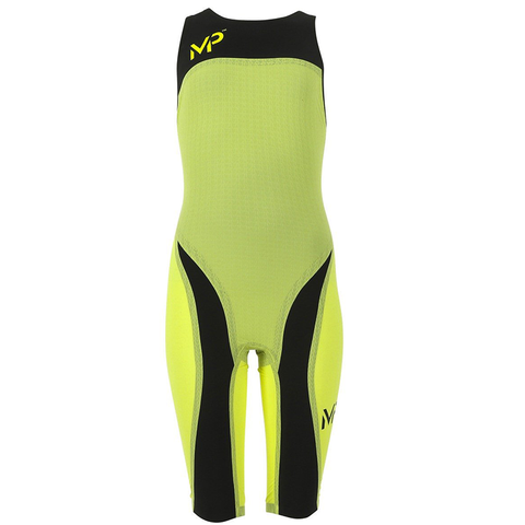 Michael Phelps - X Presso Womens Yellow/Black - Sharks Swim Shop