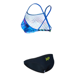 Michael Phelps - Womens Florida 2 Piece (Top) Multicolor Black