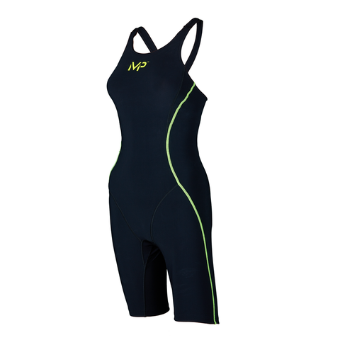 Michael Phelps - MPulse Girls Black Bright Yellow