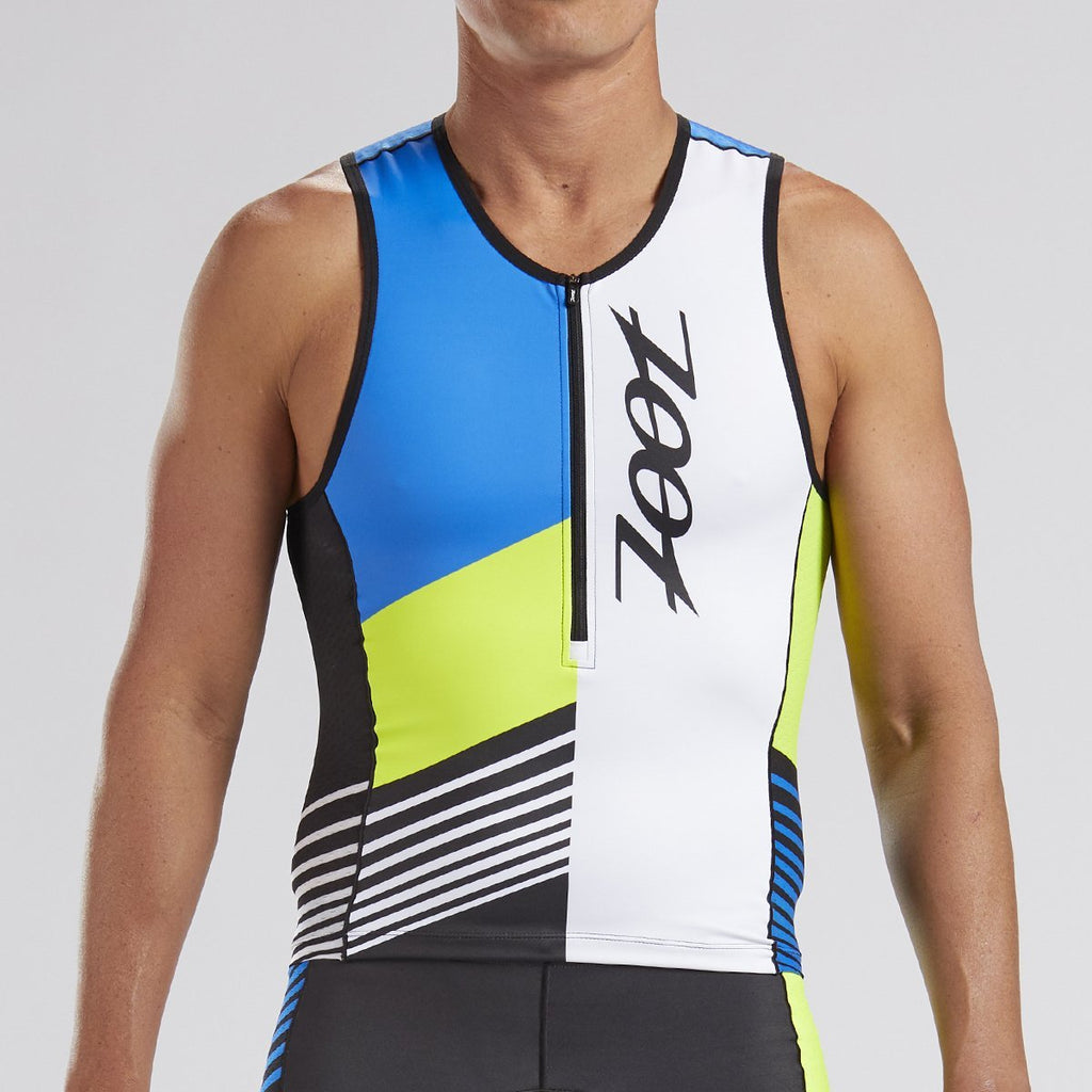 Zoot - Mens Ltd Tri Tank TEAM