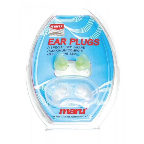 Maru - Ear Plugs - Sharks Swim Shop
