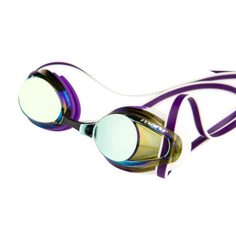 Maru - Pulsar Mirror Anit Fog Goggle Gold/Purple/White