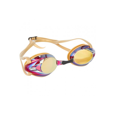 Maru - Pulse Mirrored Goggles Red