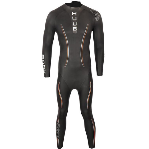 HUUB - Mens Triathlon Wetsuit AEGIS II THERMAL - Sharks Swim Shop