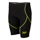 Michael Phelps - Boys Racesuit MPulse Black/Yellow