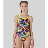 Maru - Girls Nova Ecotech Sparkle Arrow Back Multi