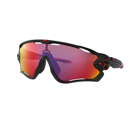 Oakley - Jaw Breaker Prizm Road Matt Black