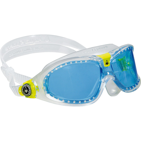 Aqua Sphere - Seal Kid 2 Clear/Blue Lense - Sharks Swim Shop