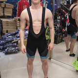 Orca - Mens Custom TriSharks Cycle Bib Short