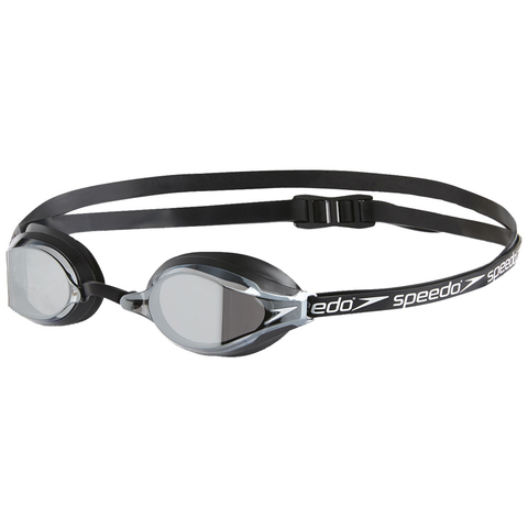 Speedo - Goggles Racing Speedsocket 2 Mirror Black Silver
