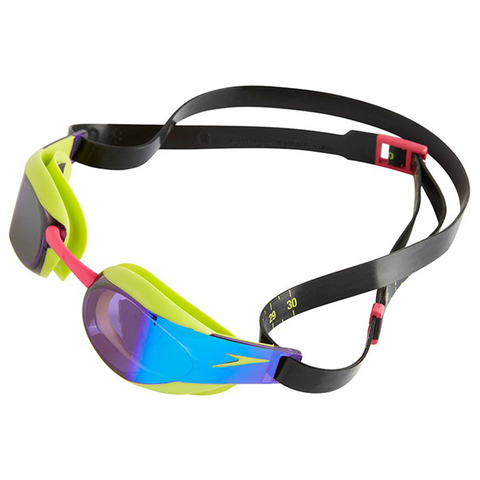Speedo - Goggles Fastskin Elite Mirror Green/Purple