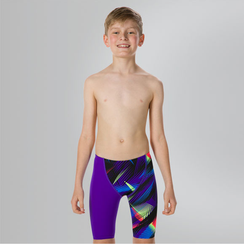 Speedo - Boys Junior Endurance+ High Waisted Jammer Cambodia