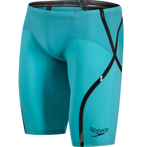 Speedo - Mens Lazer Racer X Jammer Green/Black