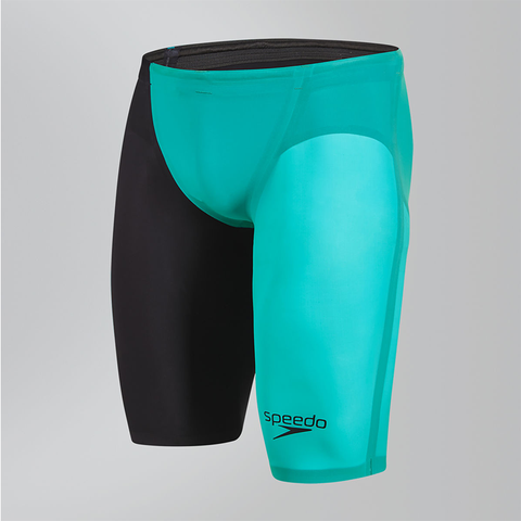 Speedo - Mens Lazer Racer Elite 2 Jammer Jade/Black