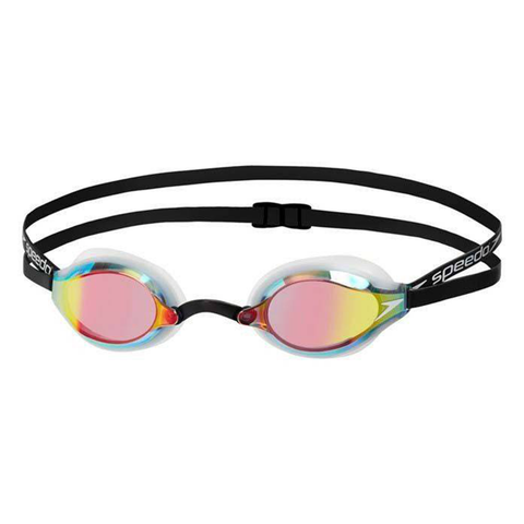 Speedo - Goggles Racing Speedsocket 2 Mirror White Gold