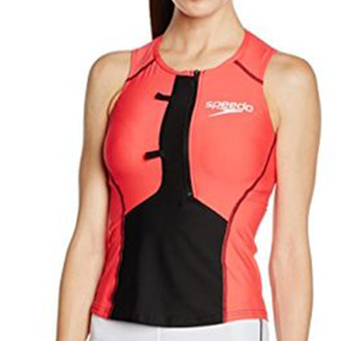 Speedo - Ladies Lazer Racer Tri Comp Tank - Sharks Swim Shop