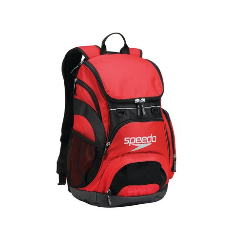 Speedo - Teamster Rucksack 35L Red