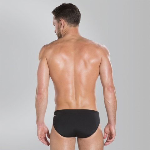 Speedo - Mens Endurance+ 7cm Black Brief