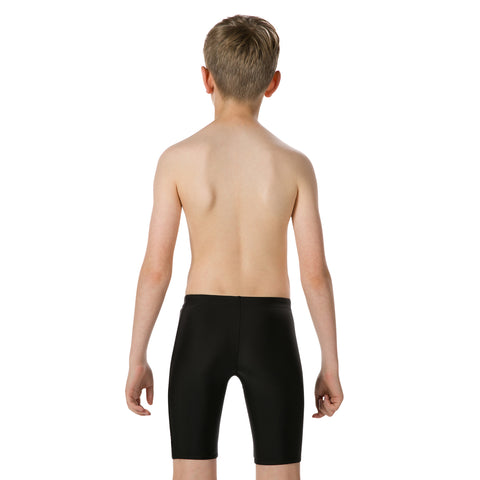 Speedo Boys Black Swim Trunks
