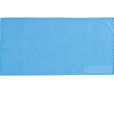 SWANS - Quick Dry Anti-bacterial Sports Towel SA-28 Blue