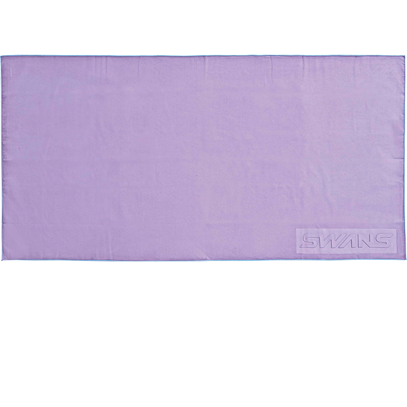 SWANS - Quick Dry Anti-bacterial Sports Towel SA-28 Lilac