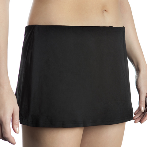 FUNKITA - Ladies Water Skirt Brief Still Black