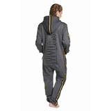 "SWIMZI -  ""SVOMME"" Graphite  Gold"