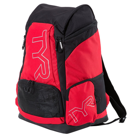 TYR - Alliance 45L Backpack Black/Red