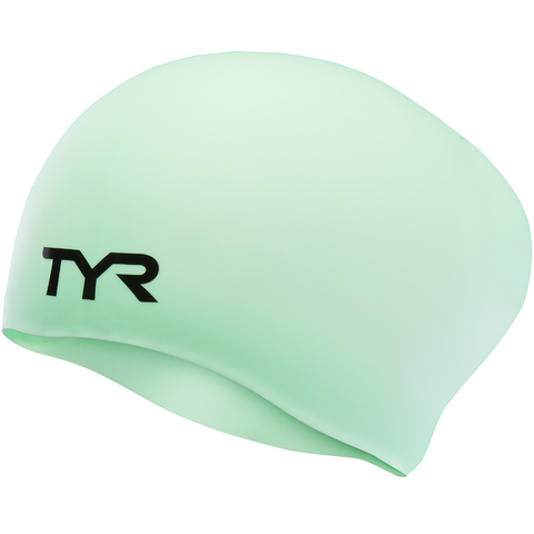 TYR - Long Hair Silicone Cap Mint