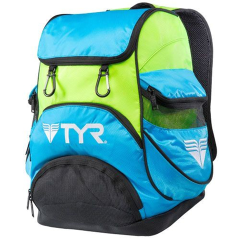 TYR - Small Alliance TM Backpack - Blue/Green