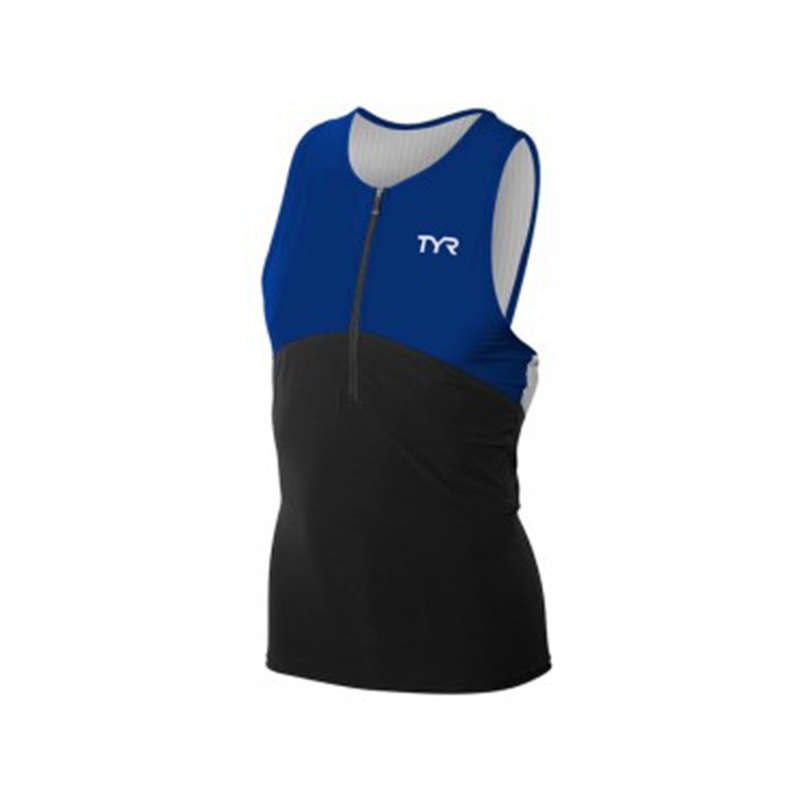 TYR - Carbon Male Tank Zip