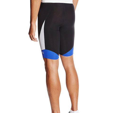 TYR - Carbon 9 IN Trishort Black/Blue